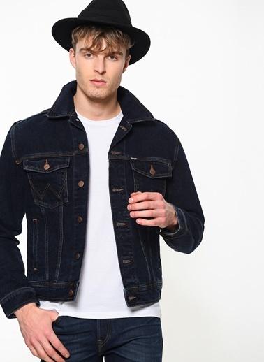 Wrangler Jean Ceket Siyah
